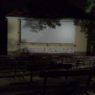 Letní kino KŘIMICE