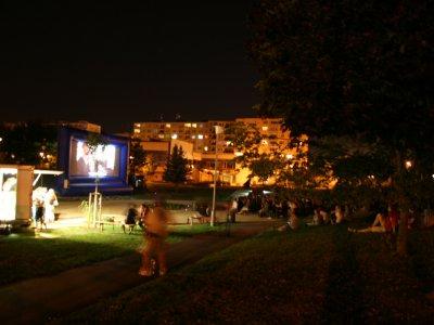 Letní kino LOLEK